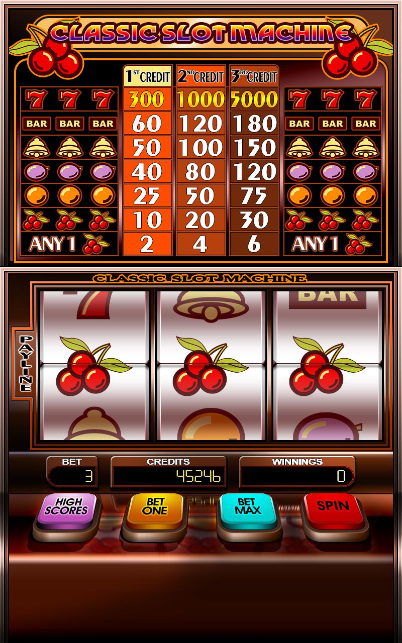 Free Slot Machine Photos